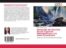 Portada del libro de Demanda de Servicio de las Cuencas Hidrográficas y su Valor Económico