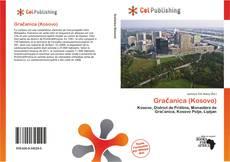 Portada del libro de Gračanica (Kosovo)