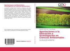 Buchcover von Aportaciones a la Educación e Investigación en Ciencias Ambientales
