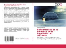 Portada del libro de Fundamentos de la didáctica de la ingeniería del software