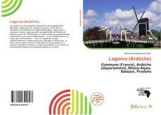 Lagorce (Ardèche)的封面