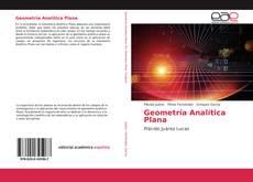 Bookcover of Geometría Analítica Plana