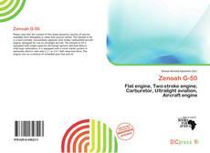 Zenoah G-50的封面