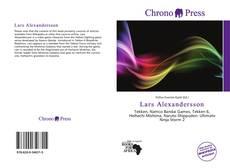 Portada del libro de Lars Alexandersson