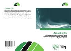 Copertina di Zenoah G-25