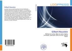 Gilbert Rouvière kitap kapağı