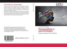 Bookcover of Psicoanálisis y paremiología