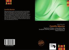 Bookcover of Camille Montes