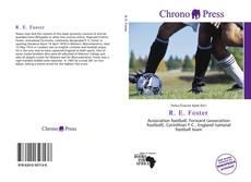 Bookcover of R. E. Foster