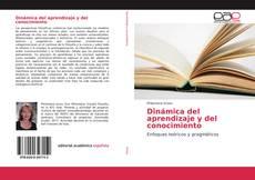 Обложка Dinámica del aprendizaje y del conocimiento