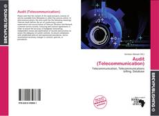 Bookcover of Audit (Telecommunication)