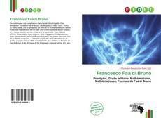 Couverture de Francesco Faà di Bruno