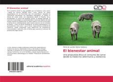 Buchcover von El bienestar animal