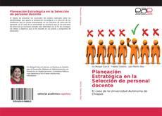 Portada del libro de Planeación Estratégica en la Selección de personal docente