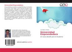Copertina di Universidad Emprendedora