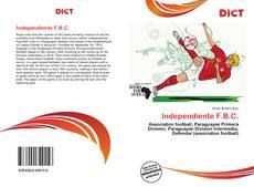 Independiente F.B.C.的封面