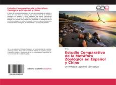 Capa do livro de Estudio Comparativo de la Metáfora Zoológica en Español y Chino