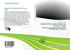 Grand Prix Automobile de France 1990的封面