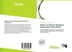Bookcover of Allies in Power Rangers Operation Overdrive
