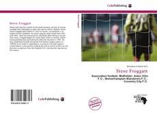 Bookcover of Steve Froggatt