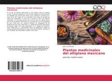 Capa do livro de Plantas medicinales del altiplano mexicano