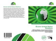 Brunei–United States Relations的封面