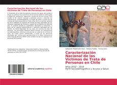 Capa do livro de Caracterización Nacional de las Víctimas de Trata de Personas en Chile