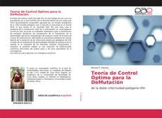 Bookcover of Teoría de Control Óptimo para la DeMutación