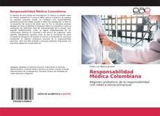 Responsabilidad Médica Colombiana的封面