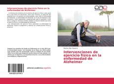 Buchcover von Intervenciones de ejercicio físico en la enfermedad de Alzheimer