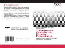 Portada del libro de Tratamiento de Lixiviados con Procesos Fisicoquímicos