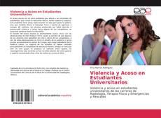 Обложка Violencia y Acoso en Estudiantes Universitarios