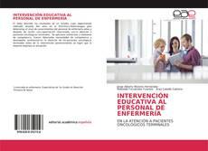 Portada del libro de Intervención Educativa al Personal de Enfermería