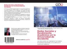 Buchcover von Redes Sociales y Rendimiento Académico en la Universidad de Occidente