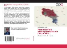 Borítókép a  Planificación presupuestaria en Costa Rica - hoz