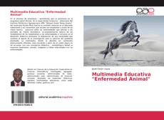 "Обложка Multimedia Educativa ""Enfermedad Animal"""