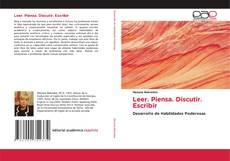 Bookcover of Leer. Piensa. Discutir. Escribir