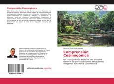 Capa do livro de Comprensión Cosmogónica