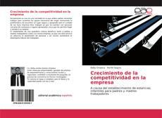 Bookcover of Crecimiento de la competitividad en la empresa
