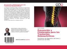 Prevención y Fitoterapia para los Trastornos Osteoartríticos kitap kapağı