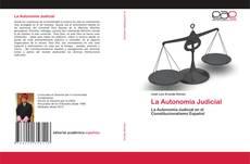 Borítókép a  La Autonomía Judicial - hoz