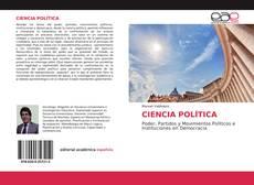 Обложка CIENCIA POLÍTICA