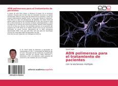 Buchcover von ADN polimerasa para el tratamiento de pacientes
