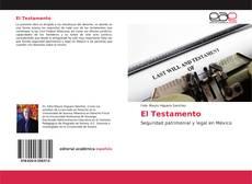 Обложка El Testamento