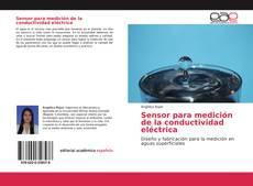 Portada del libro de Sensor para medición de la conductividad eléctrica