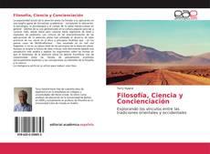 Capa do livro de Filosofía, Ciencia y Concienciación