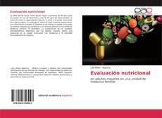 Bookcover of Evaluación nutricional