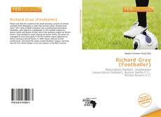 Richard Gray (Footballer) kitap kapağı