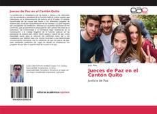 Portada del libro de Jueces de Paz en el Cantón Quito