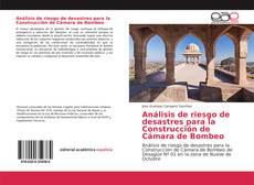 Portada del libro de Análisis de riesgo de desastres para la Construcción de Cámara de Bombeo